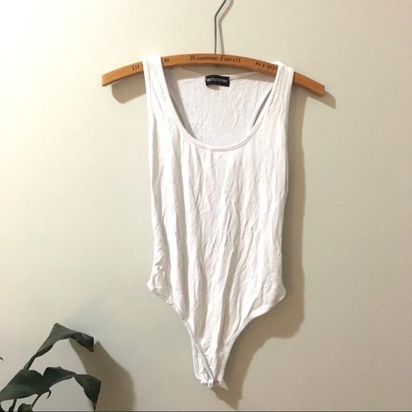 🌼2/$22 NWOT PrettyLittleThing Bodysuit